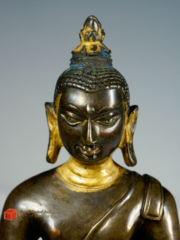 An Exceptionally Rare seated Buddha