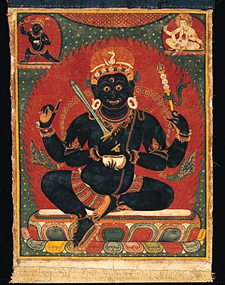Tibet Tradition And Change Mahakala