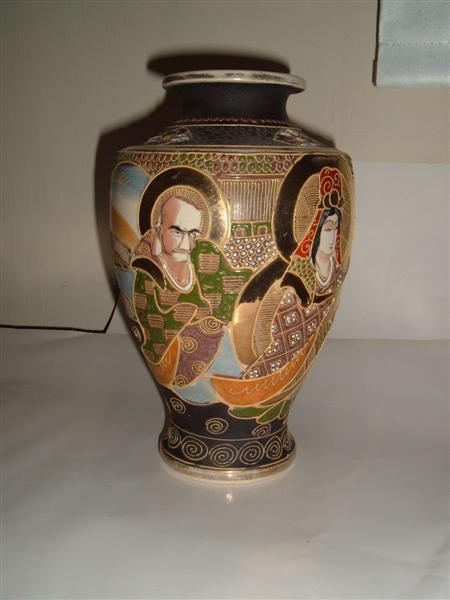 Satsuma Vase Identification Vase And Cellar Image Avorcor